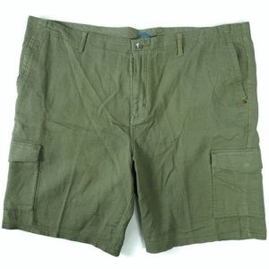 NEW Tommy Bahama Mens Key Isle Cargo Shorts 40